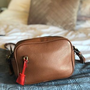 Jcrew Signet Bag in Roasted Chestnut